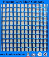 Fire resistance fiberglass mesh net for insect