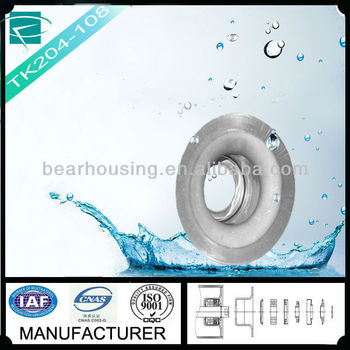 2013 hot sale TKtype Tow tolerance Construction Roller Bearing Housing