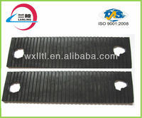 Railway rubber pad used rail tracks for sale