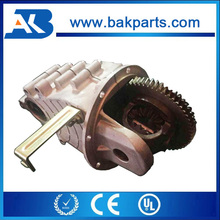 Hot Sale Gear motor brushless DC gear motor gearbox for automatic E-rickshaw/tricycle electromobile battery car