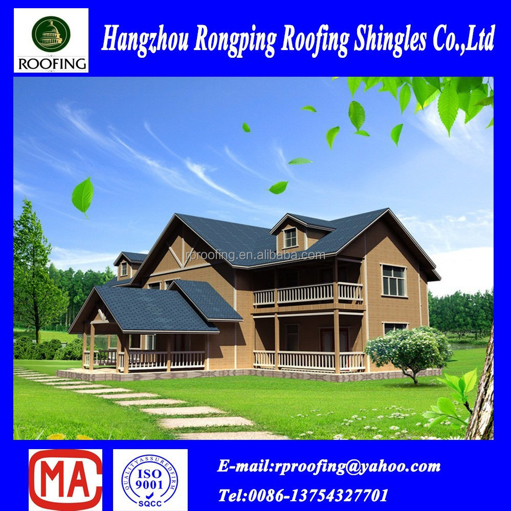 [factory direct roofing shingles] colorful hexagonal roofing shingles prices