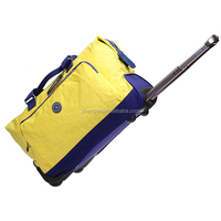 Iblue D045 Nylon Rolling Weekend Travel