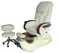 AK-2022 Foshan Factory Price Foot Spa Pedicure Chair With Manicure Tray