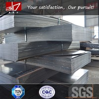 Standard steel plate with all sizes / steel plate pricing