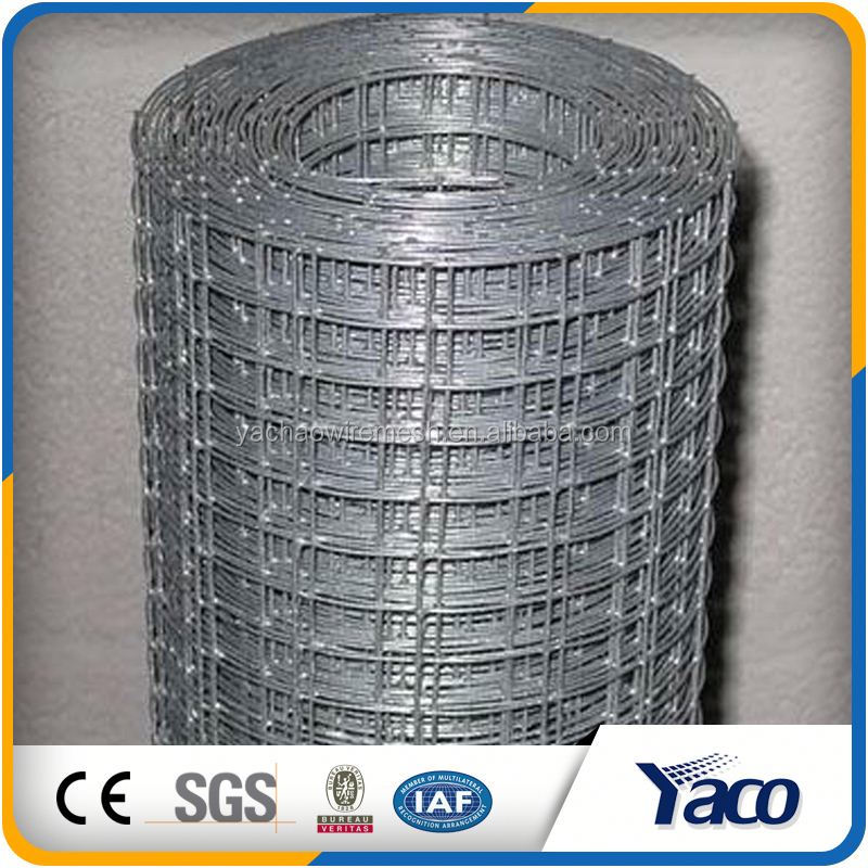 welded wire mesh gabion galvanized welded wire mesh roll
