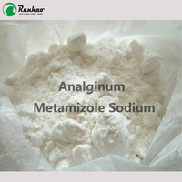 High quality Metamizole Sodium/Analgin/Dipyrone DAB10 907-38-0; 68-89-3; 9005-34-9