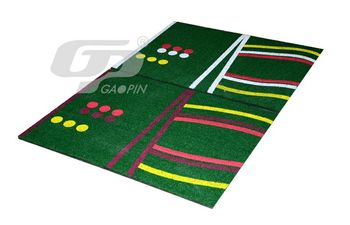 GP Golf Teaching Hitting Mat Customized Practice Hitting Mat