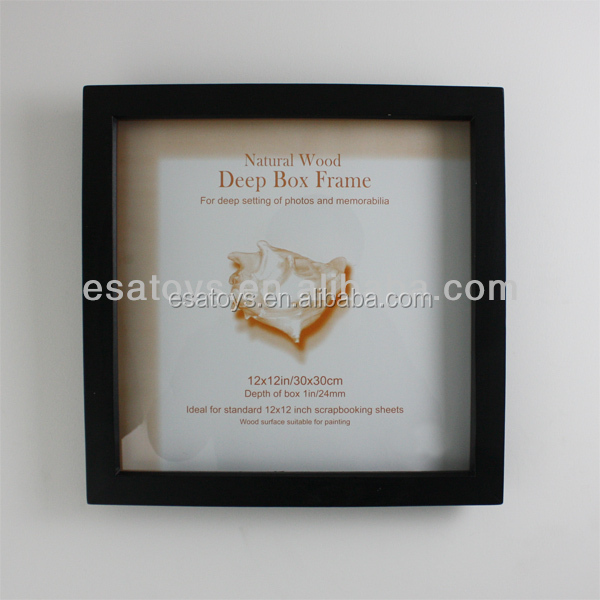 2016 new fashion wooden photo frame , top popular digital photo frame , hot sale wooden photo frame W09A012