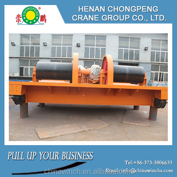 Model number QPQ sling type wire rope electric hoist line lift