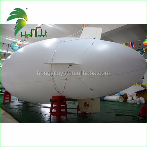 Inflatable Remote Control Airship (6)