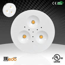 low working temperature led puck light for home WD-300A-3W