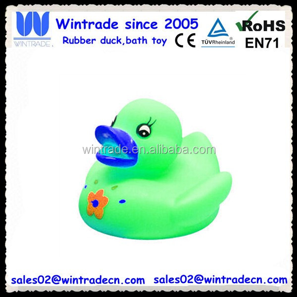 funny rubber duck toys/pvc rubber duck