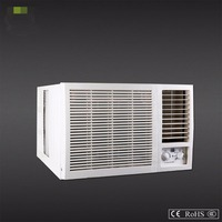 High quality machine grade heat and air window units lowes