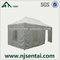 2013 New Pop Up Folding Outdoor Tents folding tent 4x6 /gazebo side curtains/decorative camping tent Hexagonal Gazebo Roof