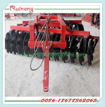 Agricultural equipment disc harrow agriculture machine with massey ferguson tractors