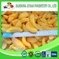 Can Packaging Sweet Taste Snack natural peach puree