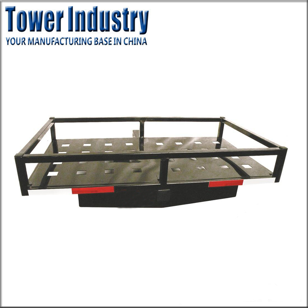 Bulk Foldable Powder Coated Car Cargo Carriers