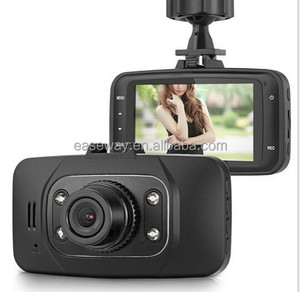 GS8000 2.7 inch wide angle camera car DVR