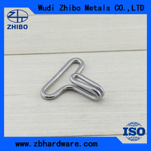 Shandong China Tie Down Tie Up Belt Wire Hook Double J Hook