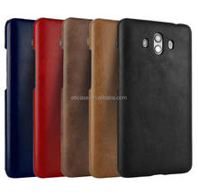 Premium Leather Mobile Phone Back Cover Case for Huawei mate 10 2017