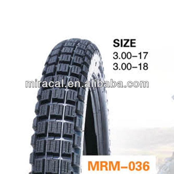 motocross discount motorcycle tyre 3.00-18 made in chine
