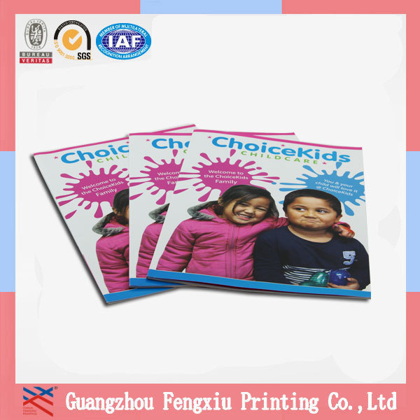 Unique Catalogue Printing Service from China