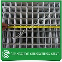 10x10 welded wire mesh panel iron/stainless steel cheap wire mesh
