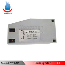 9V pulse igniter for fireplace, gas heaters