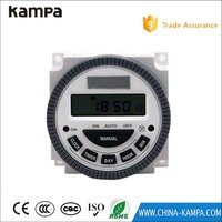 24 Hours Programmable Digital Timer Switch