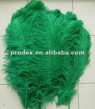 Artificial Ostrich feathers wedding centerpiece
