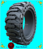 Hot sales Skid steer tires for skid steer loaders from Yantai WonRay for bobcat and Cat