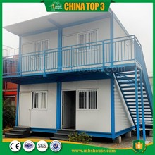 Best seller cheap movable Flat pack container house prefabricated container house modular container homes