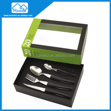 laguiole stainless steel flatware and cutlery set