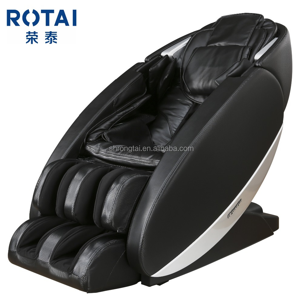 RT7700 Massage chair L shape super long massage guide Blue tooth for music with APP