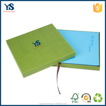 Best selling custom hardcover blocks notebook nice luxury notebook