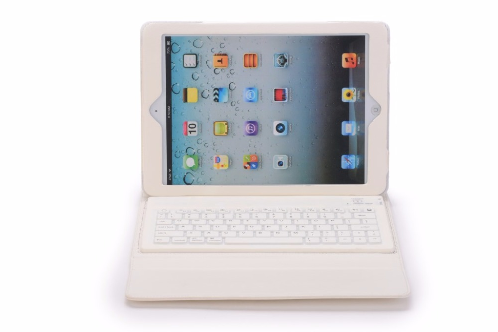 Wireless Keyboard for iPad Air, Tablet PC Case With Keyboard, Bluetooth Keyboard Cases for Apple iPad 5/6