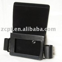In-car DVD leather case