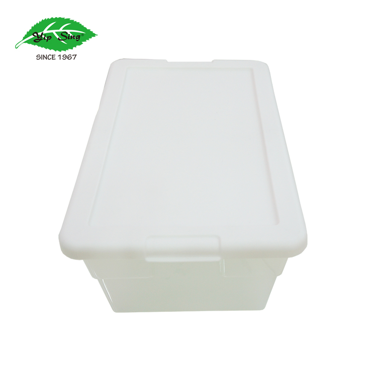 Yip Sing simple cheap sides lock holders plastic storage container