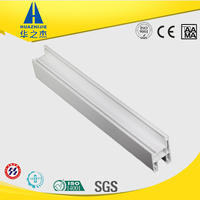 2016 new arrival pvc sash upvc frame profile for window and door
