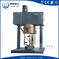 Dual shaft high speed planetary mixer high viscosity disperser