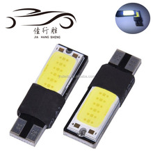 Good Quality Error free w5w 194 T10 COB canbus 5w cob led for car reading light t10 led light