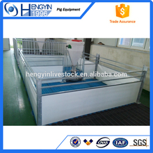 china piglets raising equipment weaner crate nursery pen