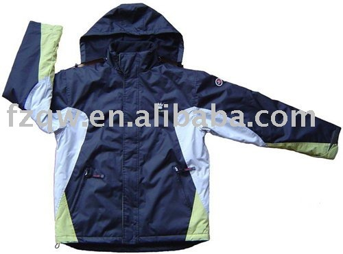 Outdoor men's skiing suit
