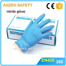 Malaysia Bulk Disposable Exam Nitrile Gloves,Food Processing Nitrile Gloves