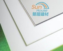 clear plastic ceiling panel, polycarbonate sheet