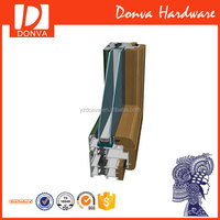 sliding door hardware aluminum enclose