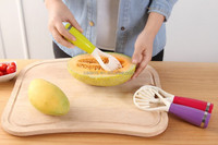 2015 Newest Fruit Core Seed Remover Apple Corer Easy Tool