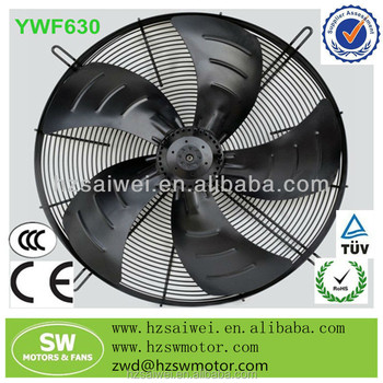 axial fan 630mm ventilation motor