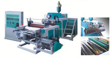 cast stretch film machine/plastic recycling production line