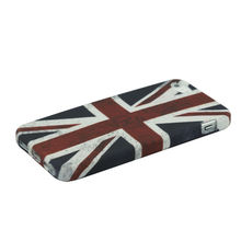 Union Jack Flag TPU cell phone cases for iphone5